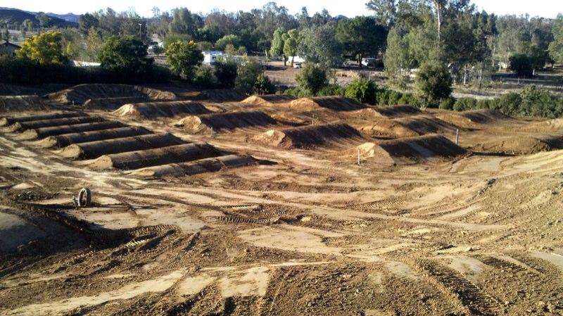 Layout Small Mx Track Ama Motocross Layouts