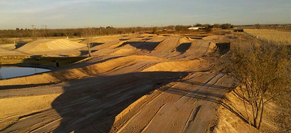Homemade Motocross Track Designs - Modern HomeMade