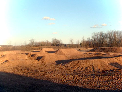 Schaefer Tracks Motocross Track Builders
